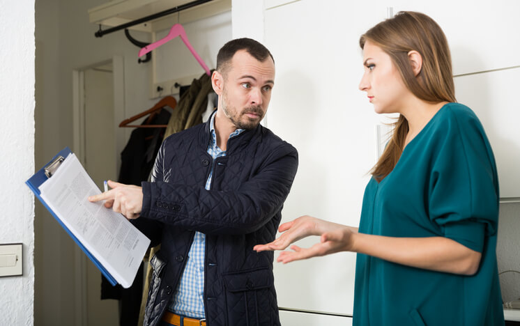 How to Deal with Bad Tenants